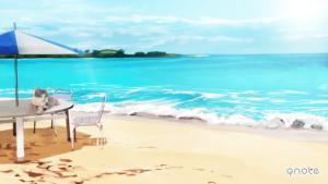 ごまおビーチ
